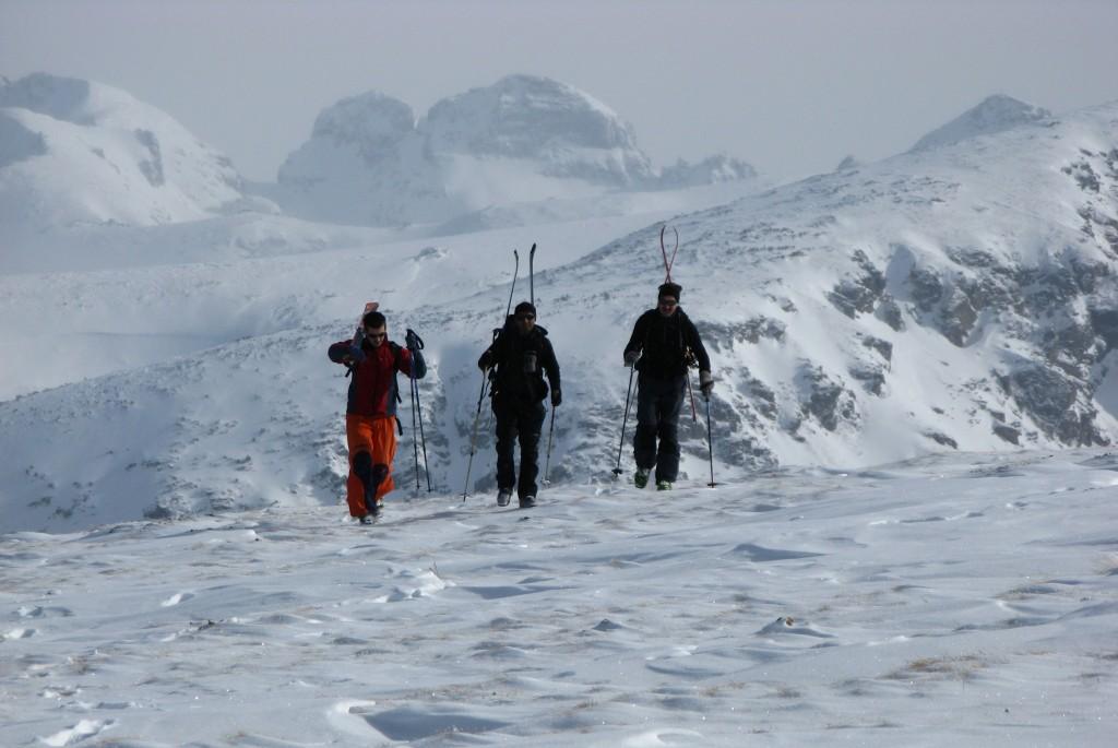 Kурс по ски за начинаещи и напреднали 21-25 януари 2015г.