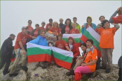 """Eкспедиция """" Западни Балкани"""" организирана от ТД Сърнена гора"""""""