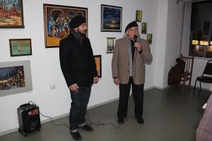 Изложба Живопис и Фотоизложба ТД Сърнена гора