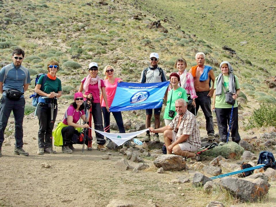 Експедиция Дамаванд(Иран)-2018