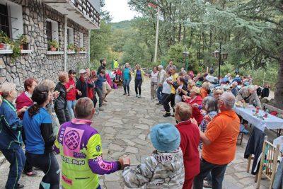 """Традиционен празник на ТД""""Сърнена гора"""""""