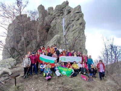 Традиционен  Осмомартенски поход за жени 2020г.