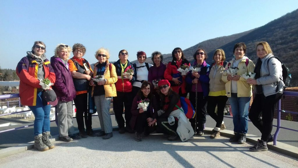 Традиционен 8 мартенски поход