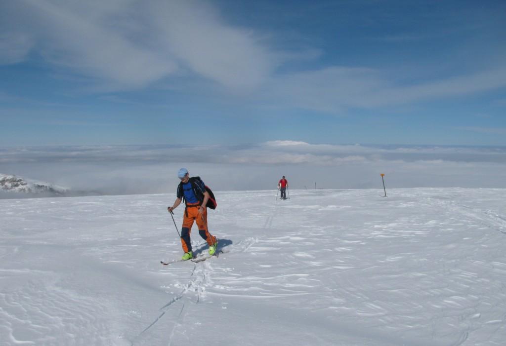 Отчетно-изборно събрание на Клуба по ски туризъм 05.11.2014