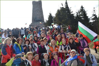 На 06 март се проведе Националният женски поход 2016