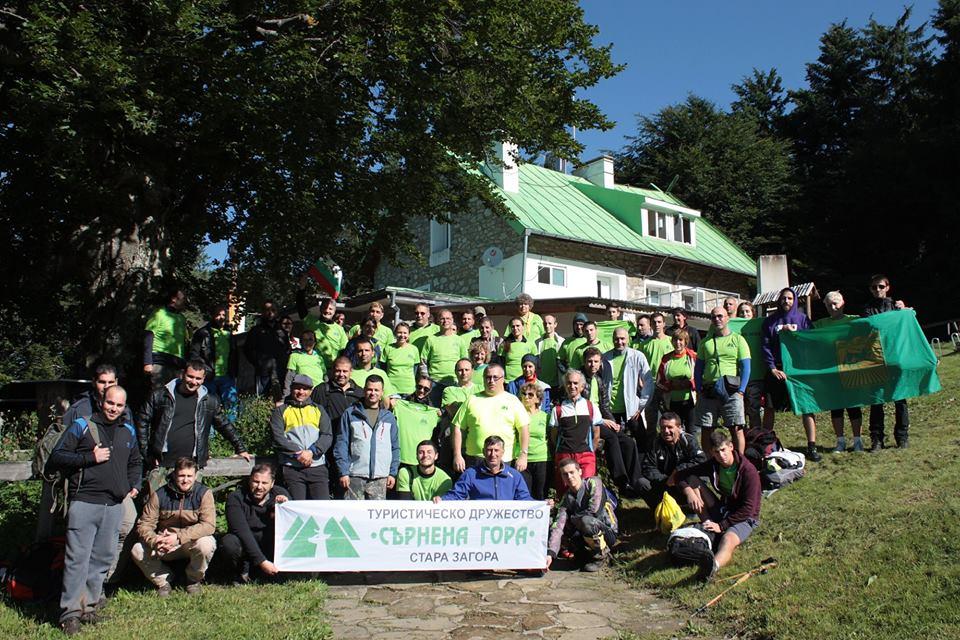 """Републикански нощен туристически поход """" Верея `2018″"""
