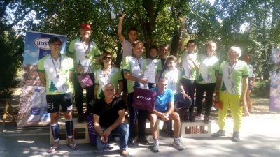 Успех за клуба по ориентиране в Пловдив